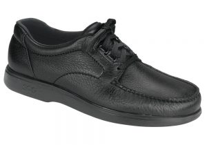 'BOUT TIME Men's Black - SAS Shoes