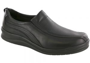 CRUISE ON Men's Black - SAS Shoes