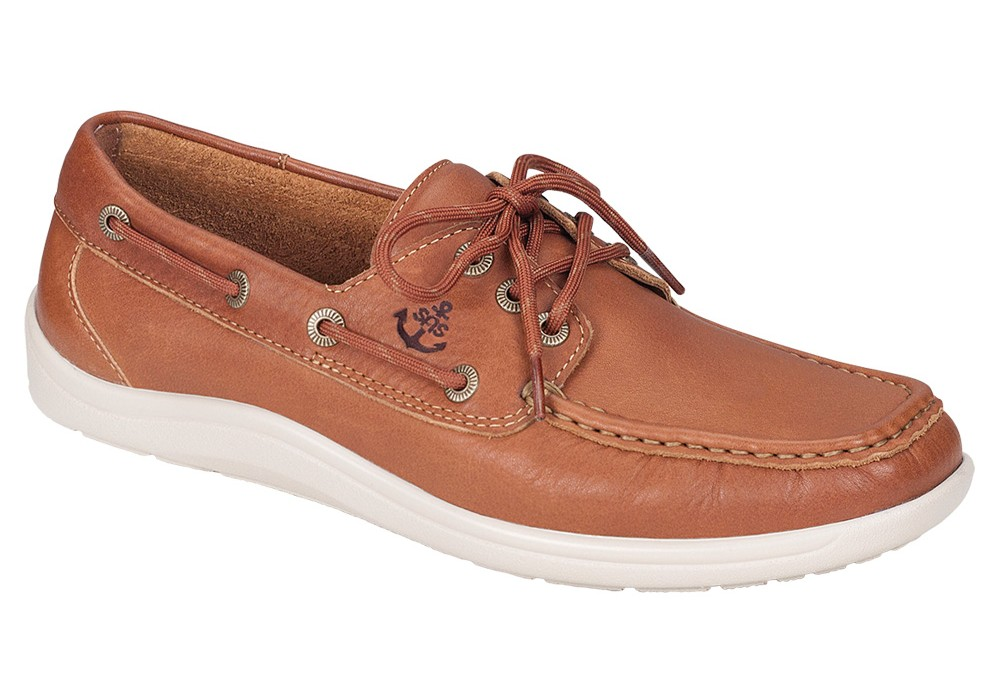 DECKSIDER Men's Old Sand - SAS Shoes