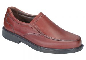 Diplomat Antique Tan - SAS Shoes