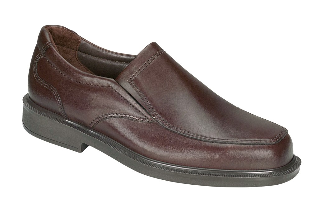 Men's Diplomat Brown SAS Shoes