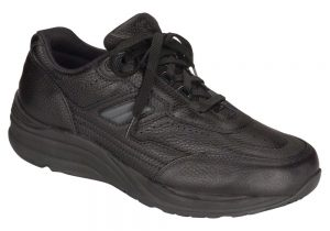 JOURNEY Men's Black Tennis - SAS Shoes