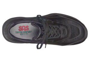 JOURNEY Men's Black Tennis - SAS Shoes