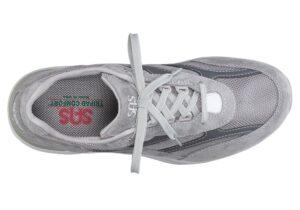 JOURNEY Mesh Gray Tennis - SAS Shoes