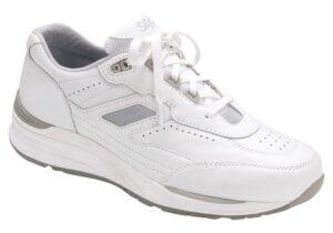JOURNEY Men's White Tennis - SAS Shoes