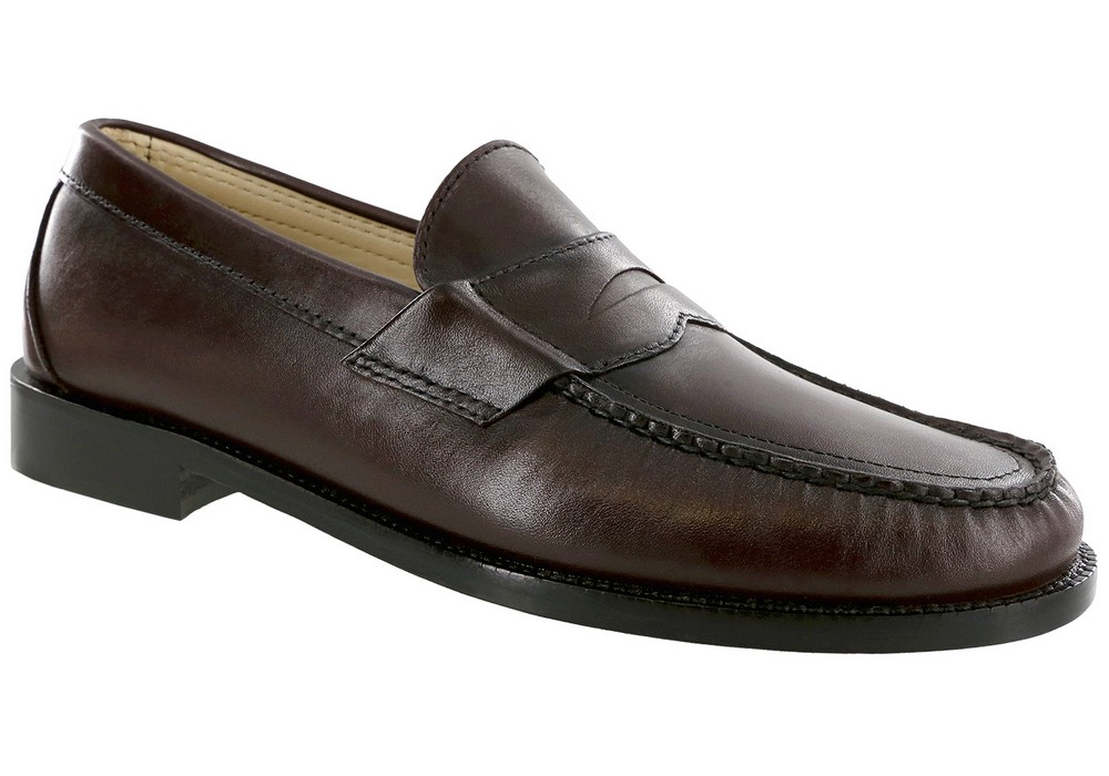 Men's Penny Cordovan - SAS Shoes