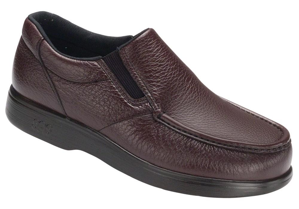 SIDE GORE Men's Cordovan - SAS Shoes
