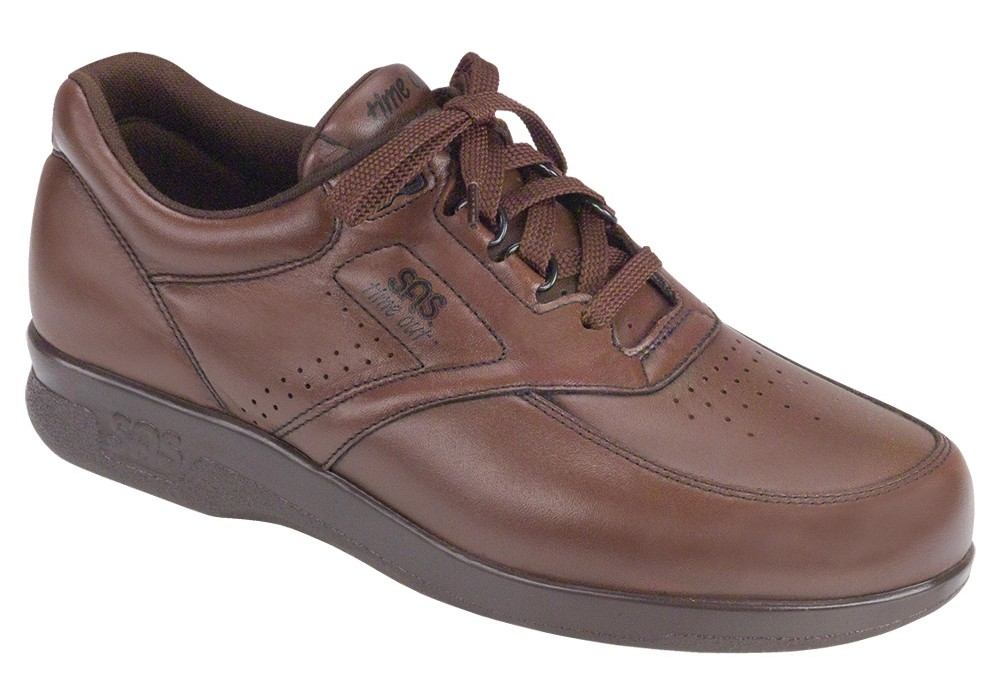 TIME OUT Men's Antique Walnut - SAS Shoes