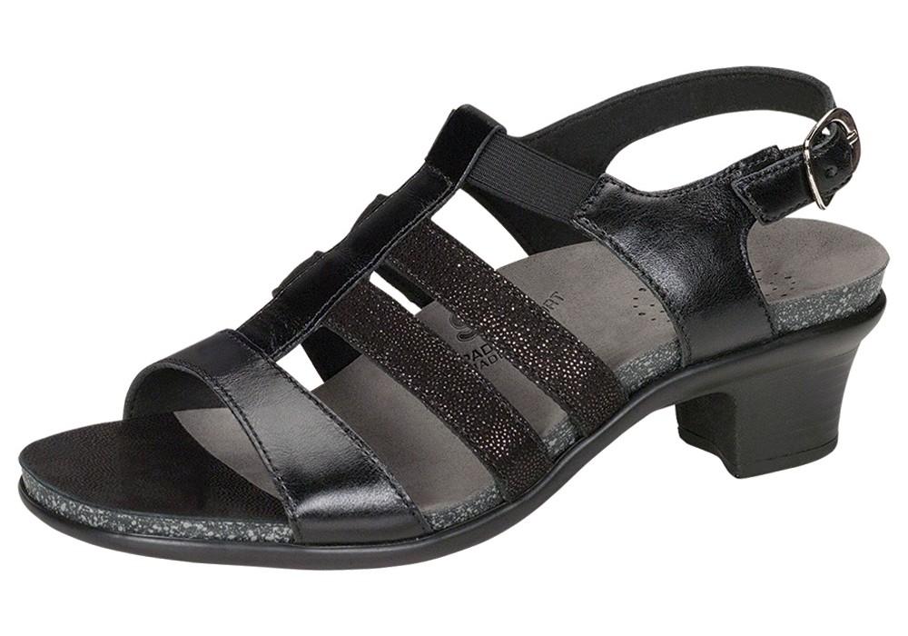 Allegro black - SAS Women's Sandal
