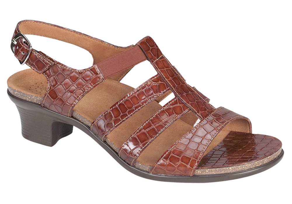 Allegro Cognac - SAS Women's Sandals