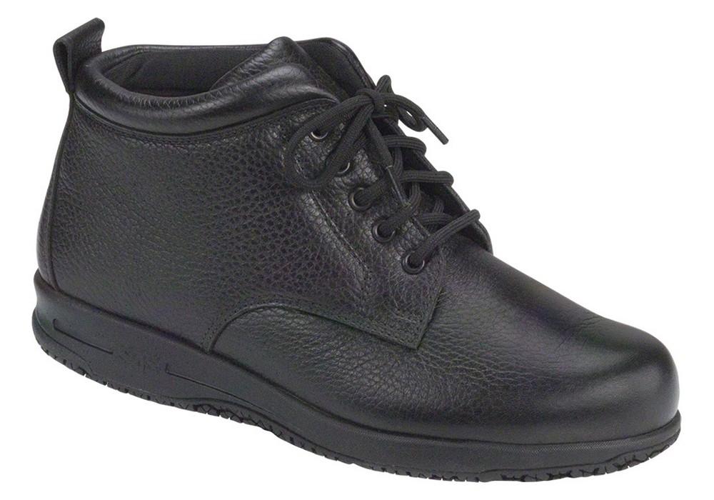 Women's Alpine Black Boot - SAS Shoes