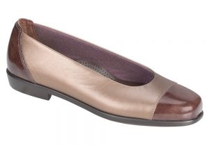 coco womens bronze dress shoe