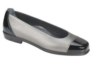 coco womens graphite dress shoe
