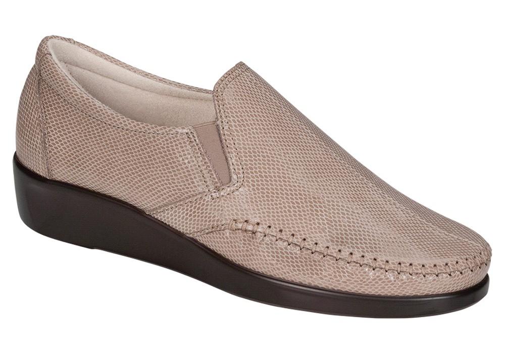 dream mushroom snake slip on sas shoes