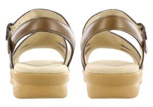 huarache womens bronze sandals sas shoes