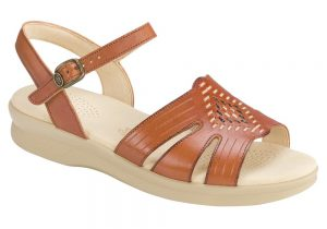 huarache womens antique tan sandals sas shoes