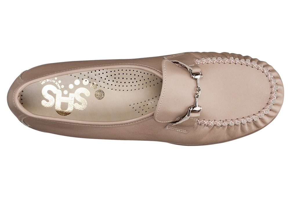 magical crema womens slip on sas shoes