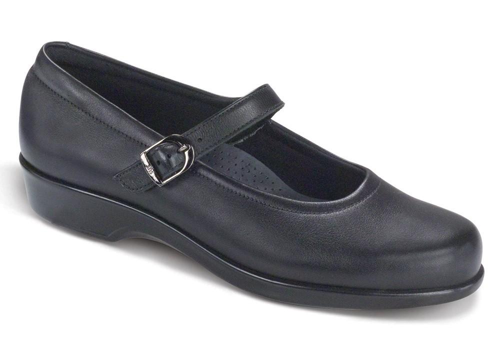 maria black slip on sas shoes