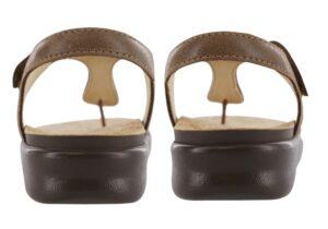 marina womens brown sandal sas shoes