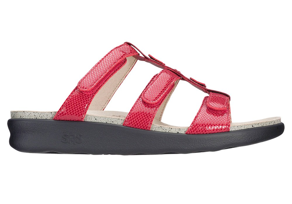 fashion Style Women's Naples - Red buy cheap 2015 where can i order 2ljLUqcby2