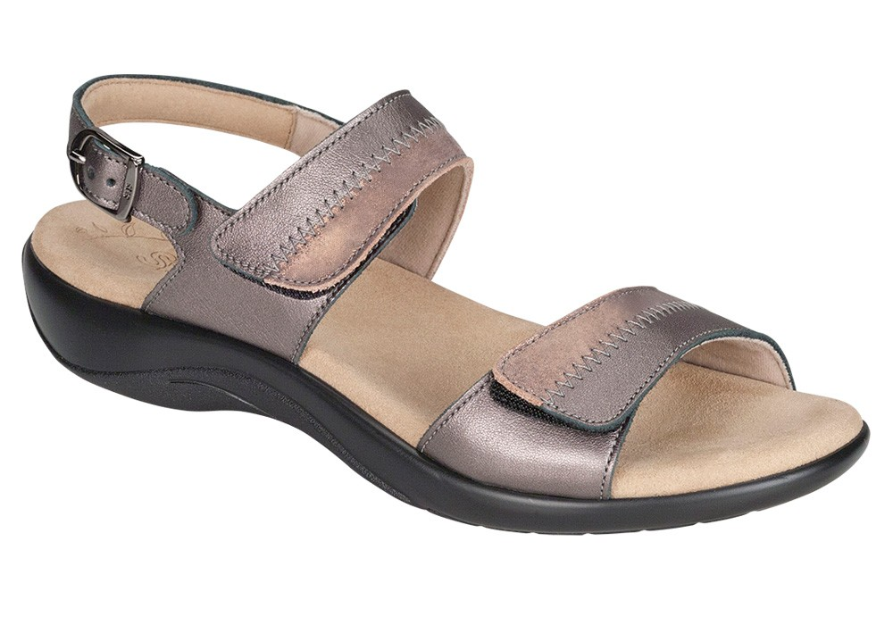 nudu dusk leather sandal sas shoes
