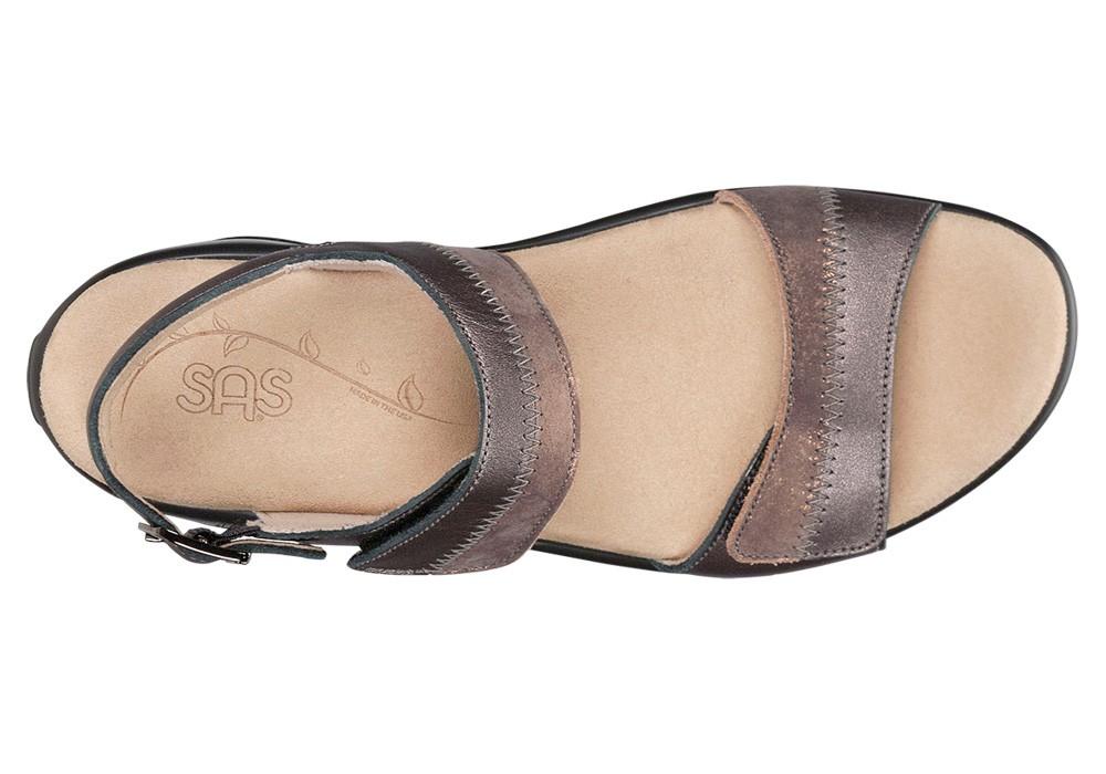 nudu dusk leather sandal sas shoes