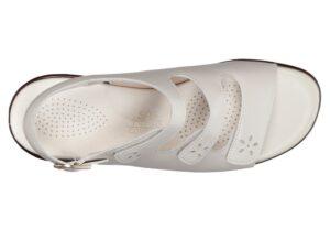 quatro womens bone leather sandal sas shoes