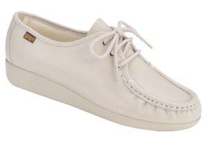 siesta bone leather oxford sas shoes