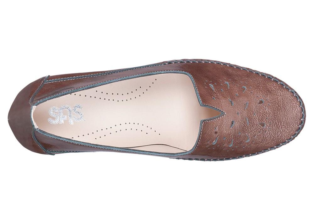 sonyo portobello patent leather slip on sas shoes