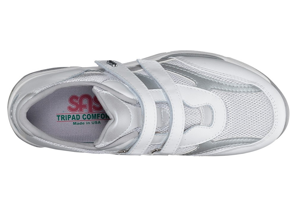 tmv silver active tennis sas shoes